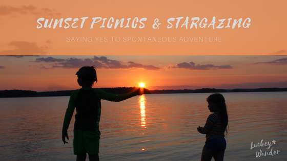 Sunsets and Stargazing