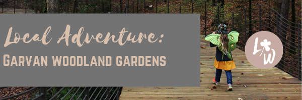 Local Adventure – Garvan Woodland Gardens