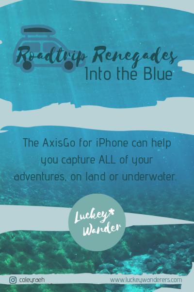 Roadtrip Renegades – Into the Blue with AxisGo