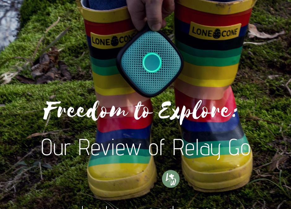 Freedom to Explore – Relay Go
