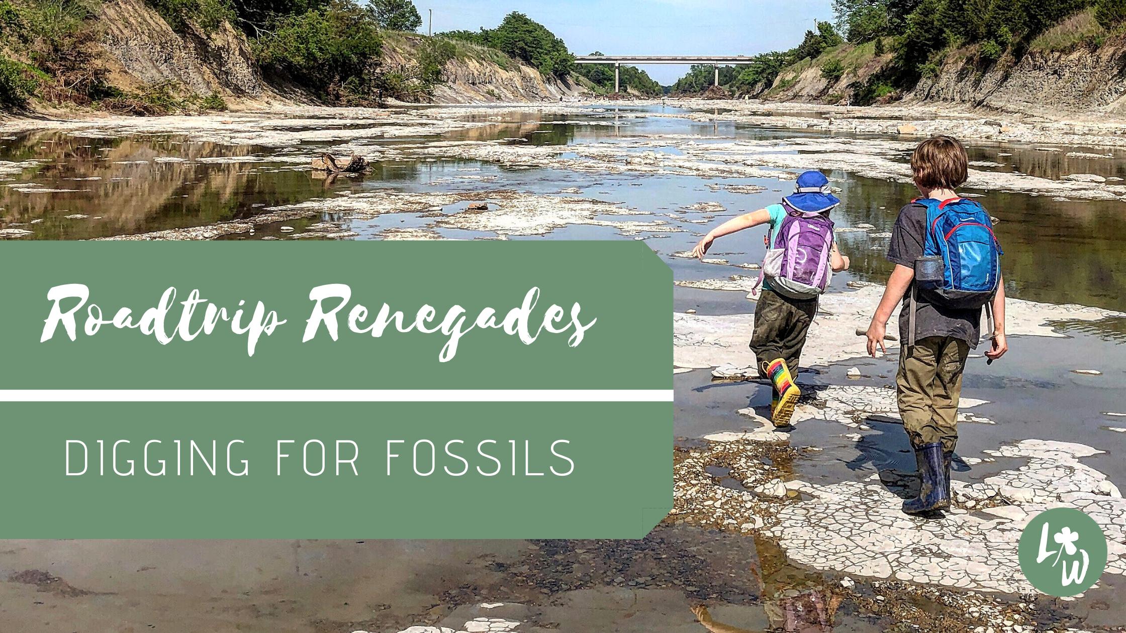 ladonia fossil park sulphur river texas