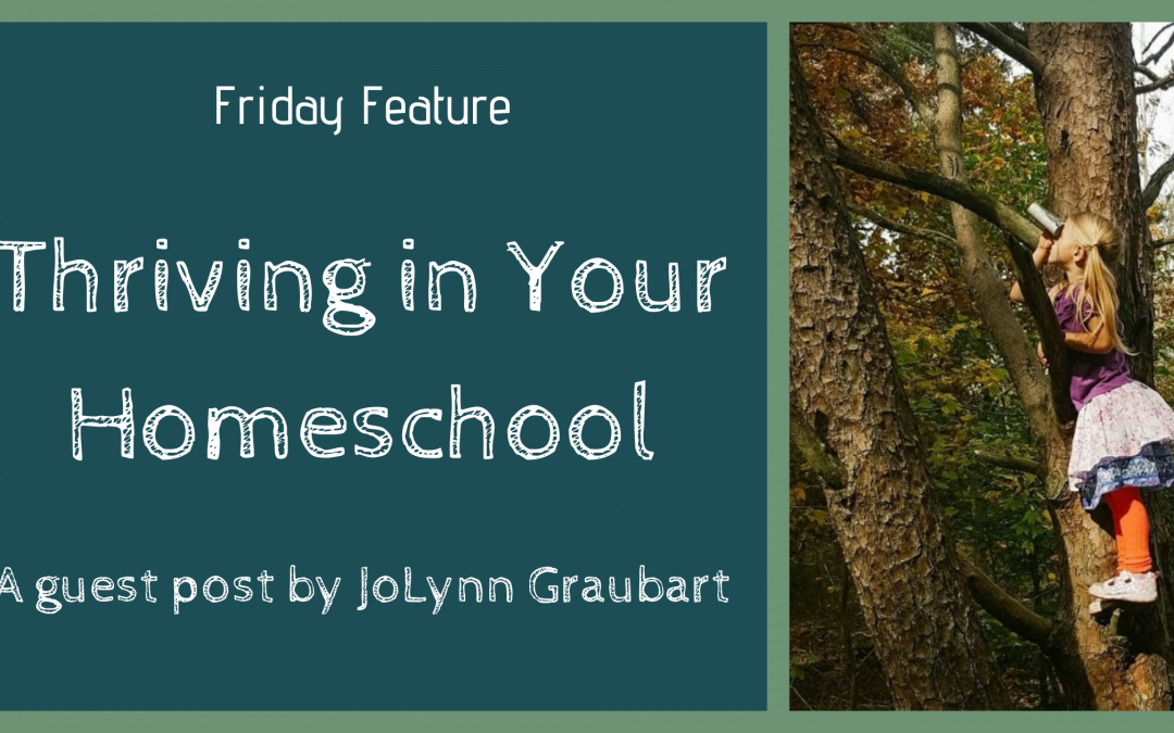 Homeschool Thriving Guide