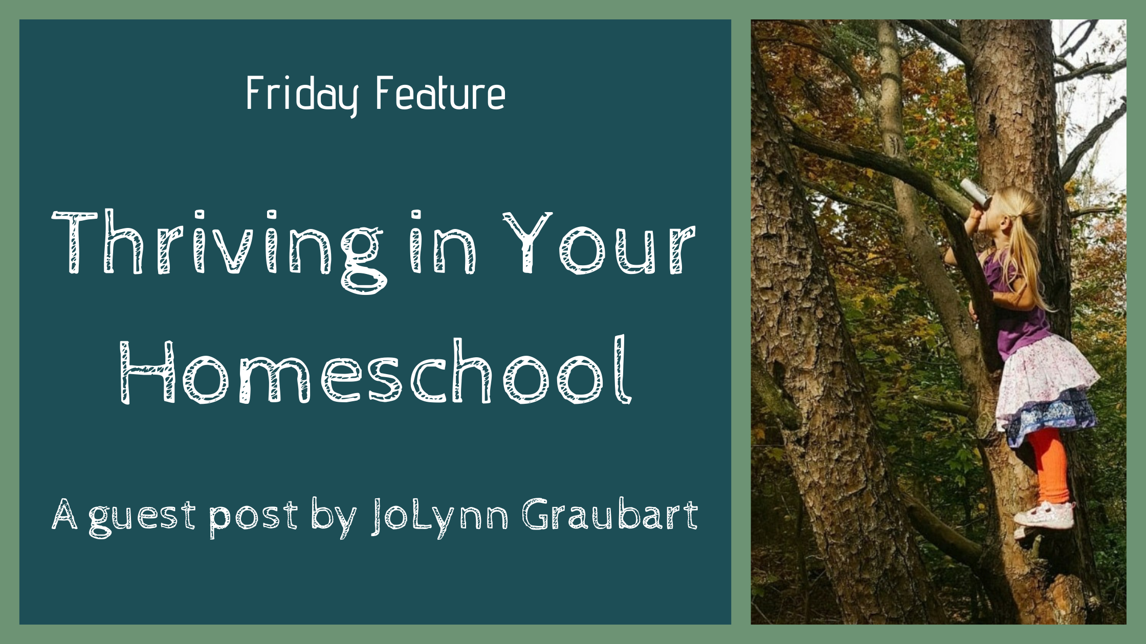 friday feature homeschool thriving web banner